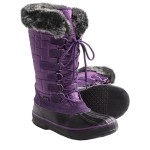 purple womens snow boots Product Picture , Beautiful Snow Boots For Women Product Image In Shoes Category