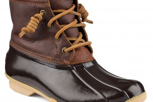 Shoes , 15  Wonderful Sperry Duck Boots Womens Photo Gallery :  sperry saltwater duck boot Photo Gallery