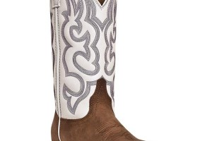 600x600px Beautiful  Cowgirl Boots WhiteCollection Picture in Shoes