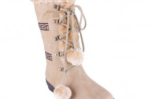 Shoes , Stunning Best Cold Weather Boots Women Collection :  white duck boots women product Image