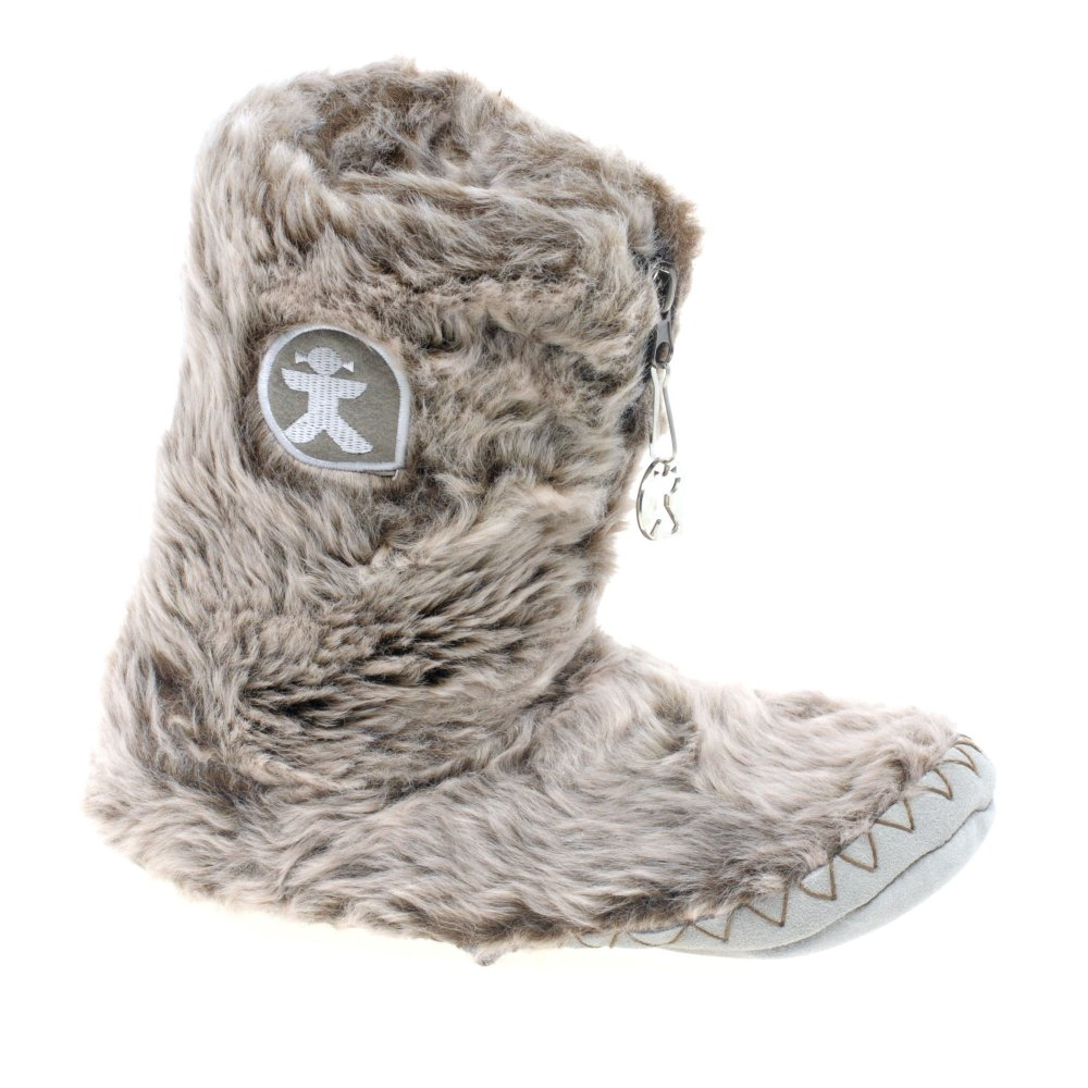 Large   1000 x 1000. White Mukluks Slipper Boots Photo Gallery   Gorgeous Womens
