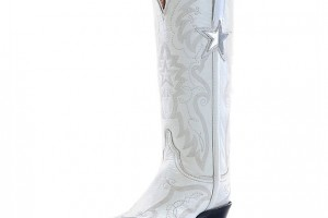 Shoes , Charming Dallas Cowboy Girl Boots Product Ideas : white  timberland with spikes