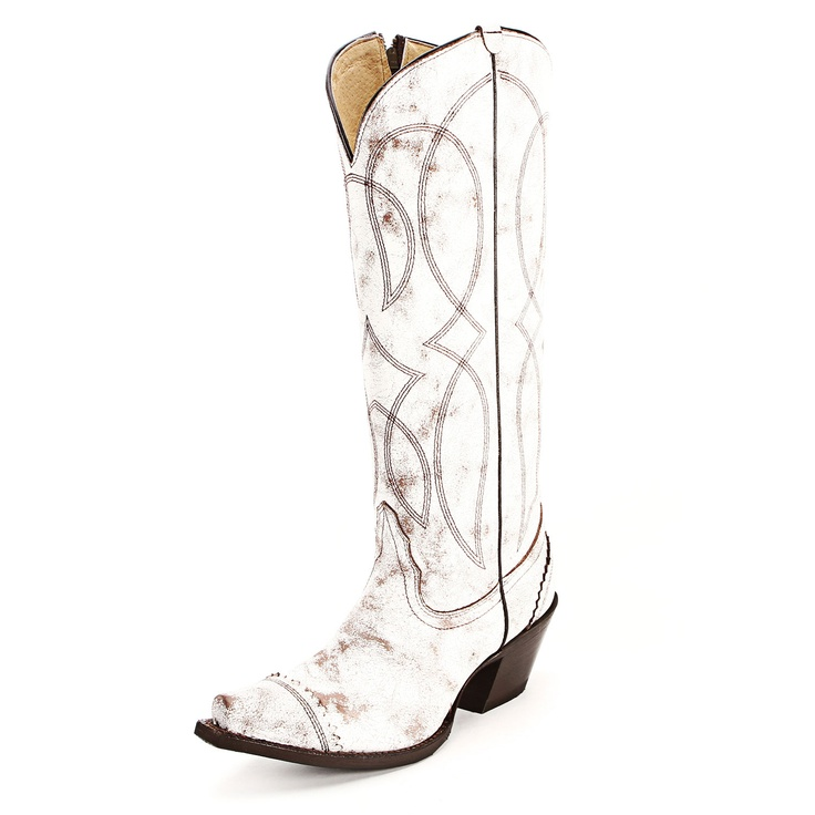 13 Excellent White Cowgirl Boots Product Picture in Shoes