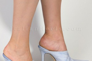 Shoes , Photo Gallery Of High Heel Mules Product Image : white  women high heels Product Lineup