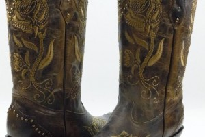 843x1000px Charming Wide Calf Cowboy Boots For Women Photo Gallery Picture in Shoes