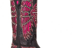 519x648px Gorgeous Pink Cowboy Boots Picture Collection Picture in Shoes