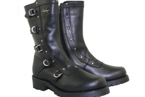 600x600px Beautiful Black Moto Boots For Women  Product Ideas Picture in Shoes