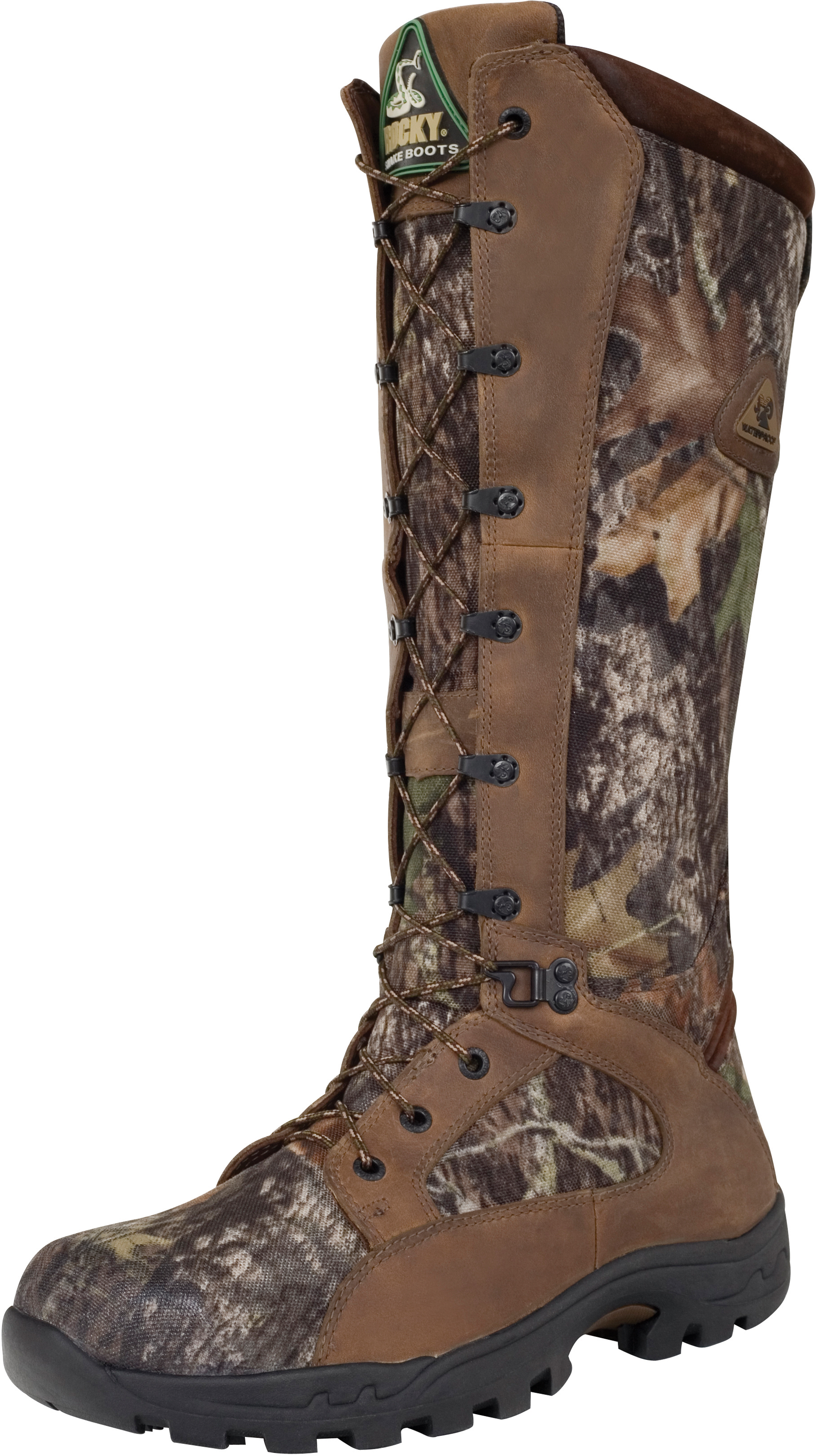 Womens Snake Proof Hunting Boots Woman Fashion