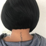 short bob hairstyle , 8 Superb Black Bob Hairstyles Pictures In Hair Style Category