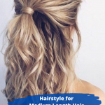 Hairstyle for medium length hair blonde hair , Superb Medium Length Hairstyles For An Amazing Look In Hair Style Category