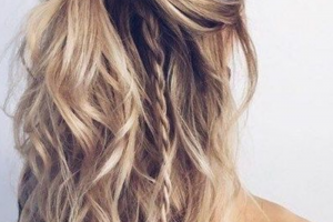 Hair Style , Superb Medium Length Hairstyles For An Amazing Look : Hairstyle for medium length hair blonde hair