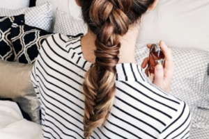 Hair Style , 5 Perfect Going Out Hairstyle Ideas 2020 : Loose French Braid Going Out Hairstyle