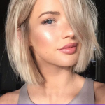 Medium length BLonde hairstyle shoulder length , Superb Medium Length Hairstyles For An Amazing Look In Hair Style Category