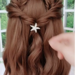 Princess Sweet Long hairstyle in 2020 popular , 2020 Hairstyle For Girls In Hair Style Category