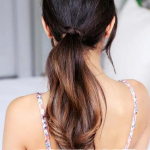 Sporty Long Hairstyles for Gym , Sporty Hairstyle For Workout Or Go To The Gym 2020 In Hair Style Category
