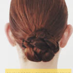 simple post workout hairstyle , How To Tame Your Post workout Hair Situation (Without Showering) In Hair Style Category
