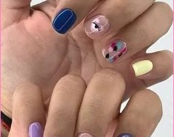 255x322px 2020 Summer Nail Art Trends And Ideas Picture in Nail