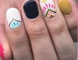 Nail , 2020 Summer Nail Art Trends And Ideas : Best Summer Nail Art