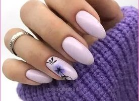 276x322px 2020 Summer Nail Art Trends And Ideas Picture in Nail
