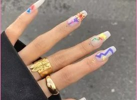 273x322px 2020 Summer Nail Art Trends And Ideas Picture in Nail