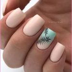 Summer Beach Nail Art , 2020 Summer Nail Art Trends And Ideas In Nail Category