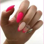 Summer Nail Art Anchor , 2020 Summer Nail Art Trends And Ideas In Nail Category